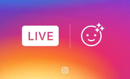 Instagram añade filtros a los videos en vivo