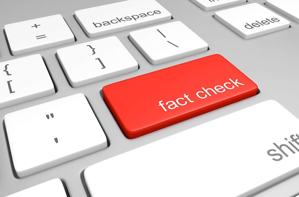 verificación de datos - Clases de Periodismo