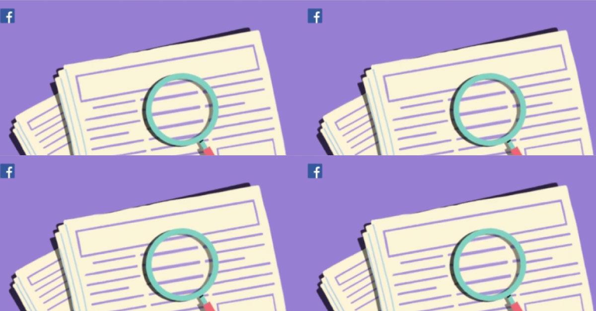 Facebook presenta nuevo recurso para seguir luchando contra las noticias falsas