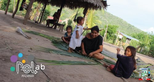 Perú: Taller de Periodismo Digital Escolar en Mazamari