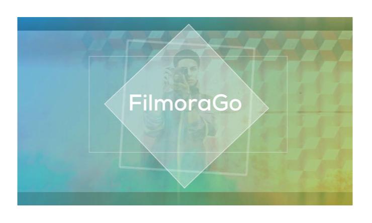 Prueba FilmoraGo para editar videos desde tu móvil