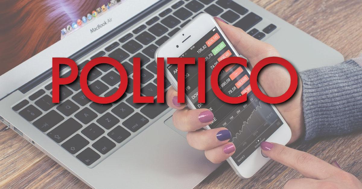 Lo que busca Politico en un reportero de servicios financieros