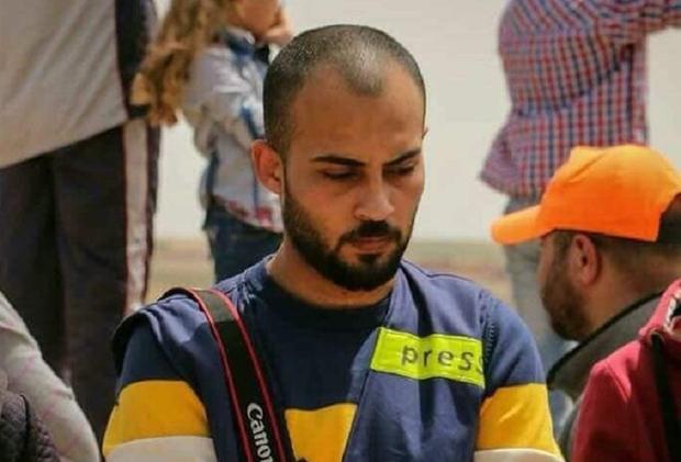Fallece periodista palestino herido por disparos israelíes en Gaza