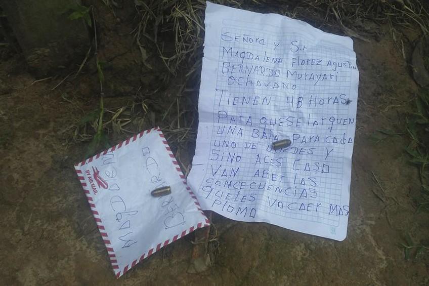 Perú: Periodista shipibo denuncia amenaza de muerte a líderes de comunidades nativa