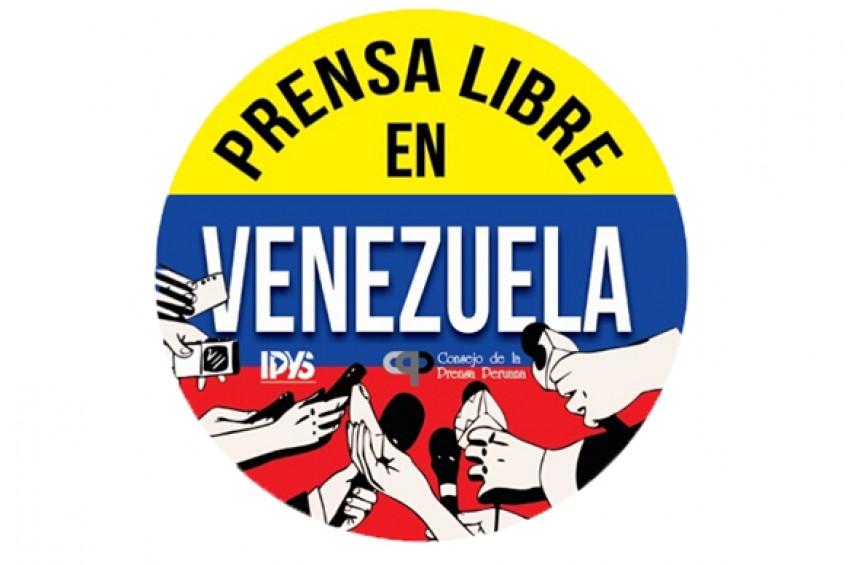 #PrensaLibreEnVenezuela, el hashtag que busca hacerse viral en Cumbre de las Américas