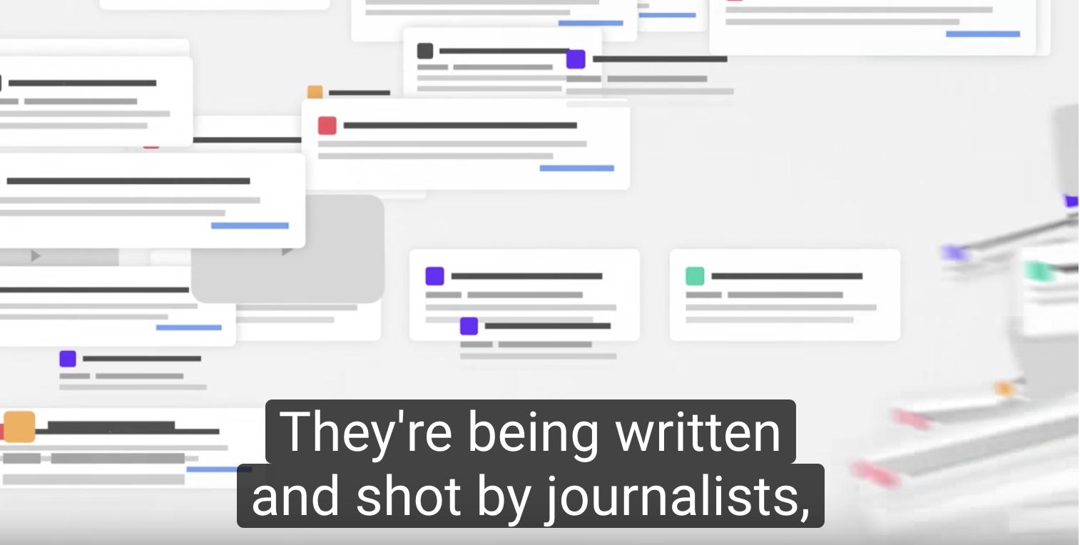 Las claves de Google News, la inteligencia artificial y el periodismo de calidad