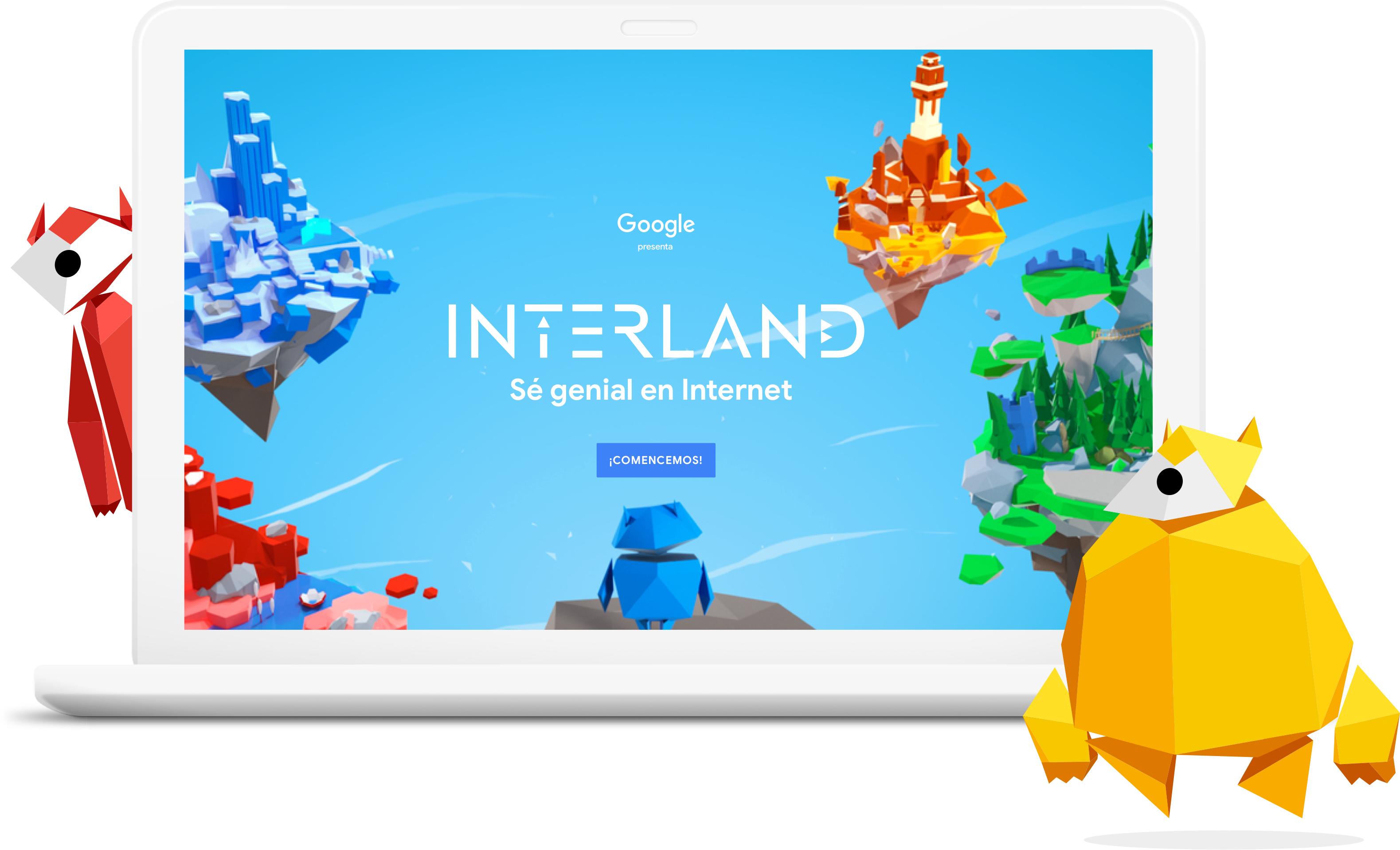 """Sé genial en Internet"": La fórmula de Google para navegar de manera segura en línea"