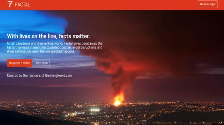 Factal convierte la información de incidentes no verificados en datos confiables