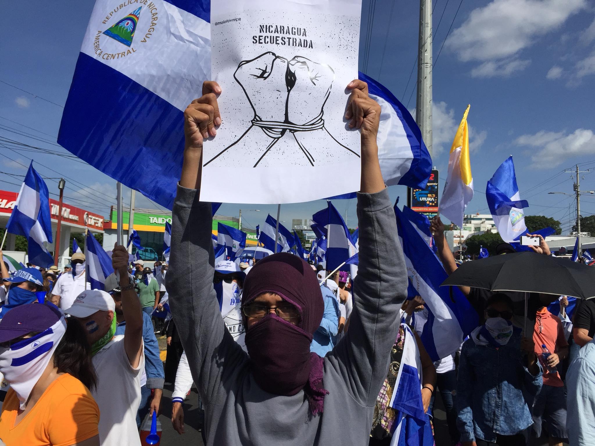 Periodista de Nicaragua denuncia amenazas de muerte
