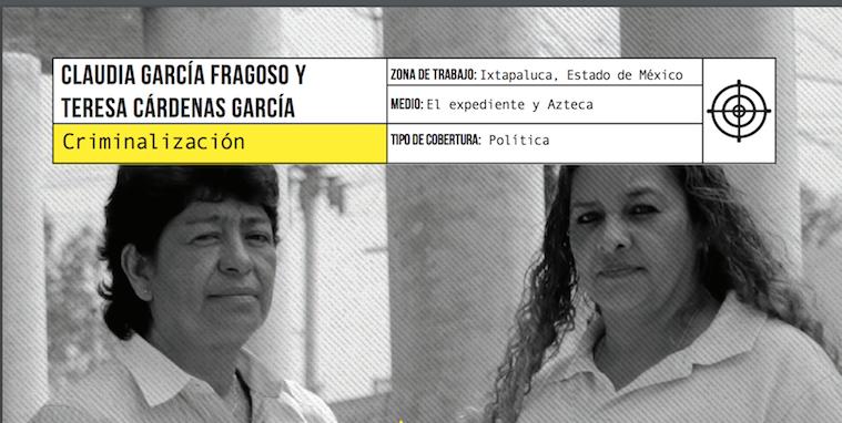 """""""Soy periodista, no criminal"""": organización mexicana en alerta contra persecución judicial a periodistas"""