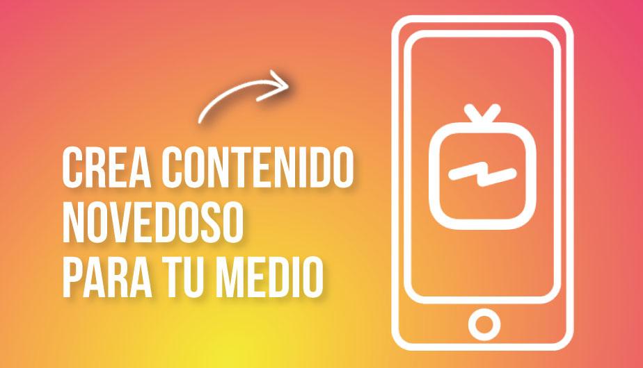 5 claves para trabajar contenido en Instagram TV