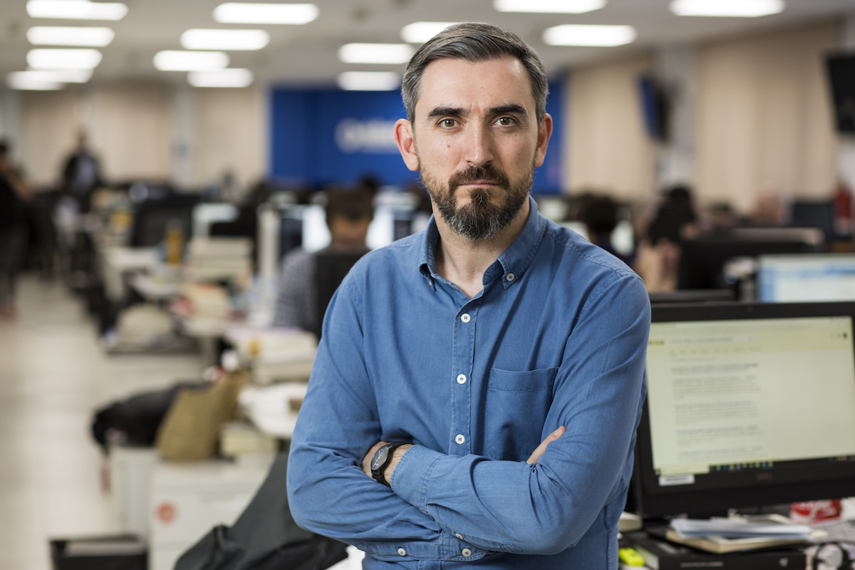 Ignacio Escolar gana Reconocimiento a la Excelencia del Premio Gabo