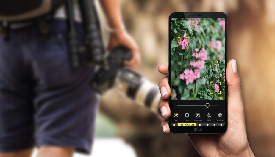 Una app de fotografía para reporteros gráficos que utilizan iPhone