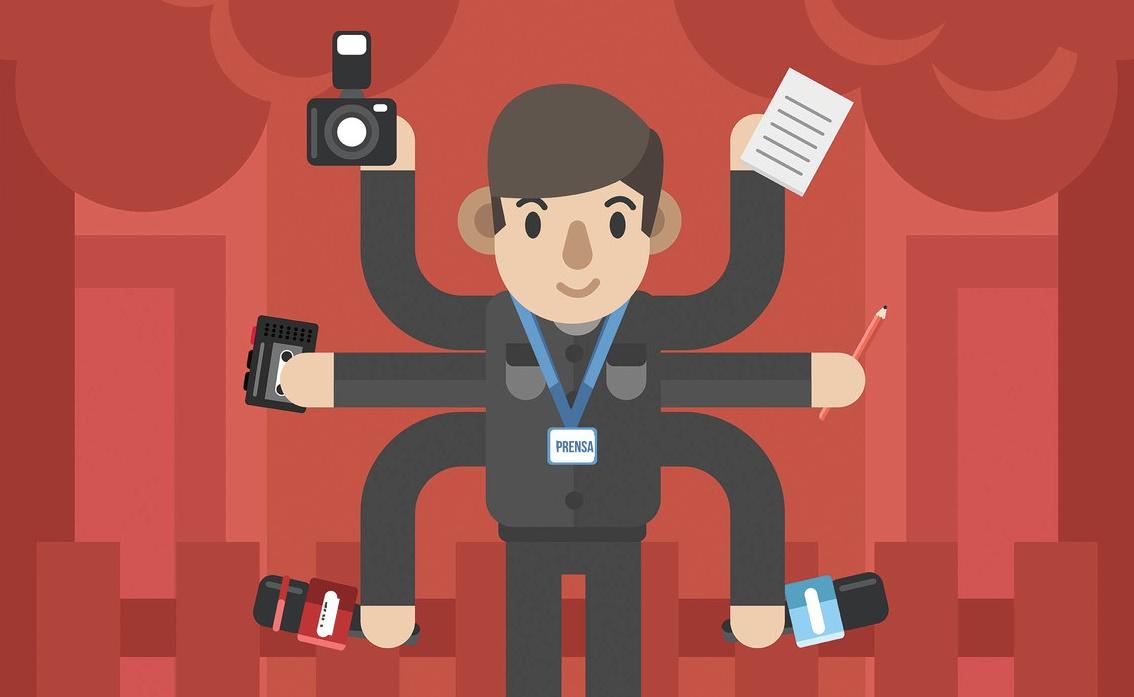 10 habilidades y destrezas que debería tener un periodista 'multitasking'