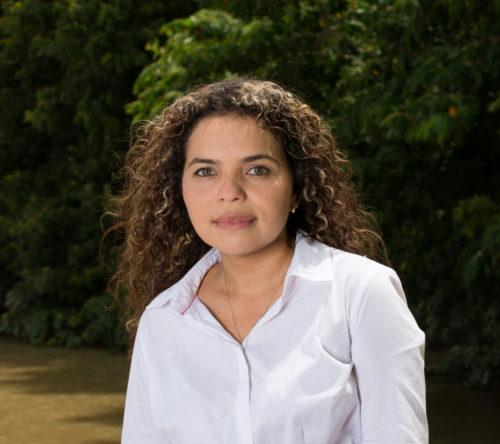 Ginna Morelo, ganadora del Premio Simón Bolívar a Periodista del Año 2018 en Colombia