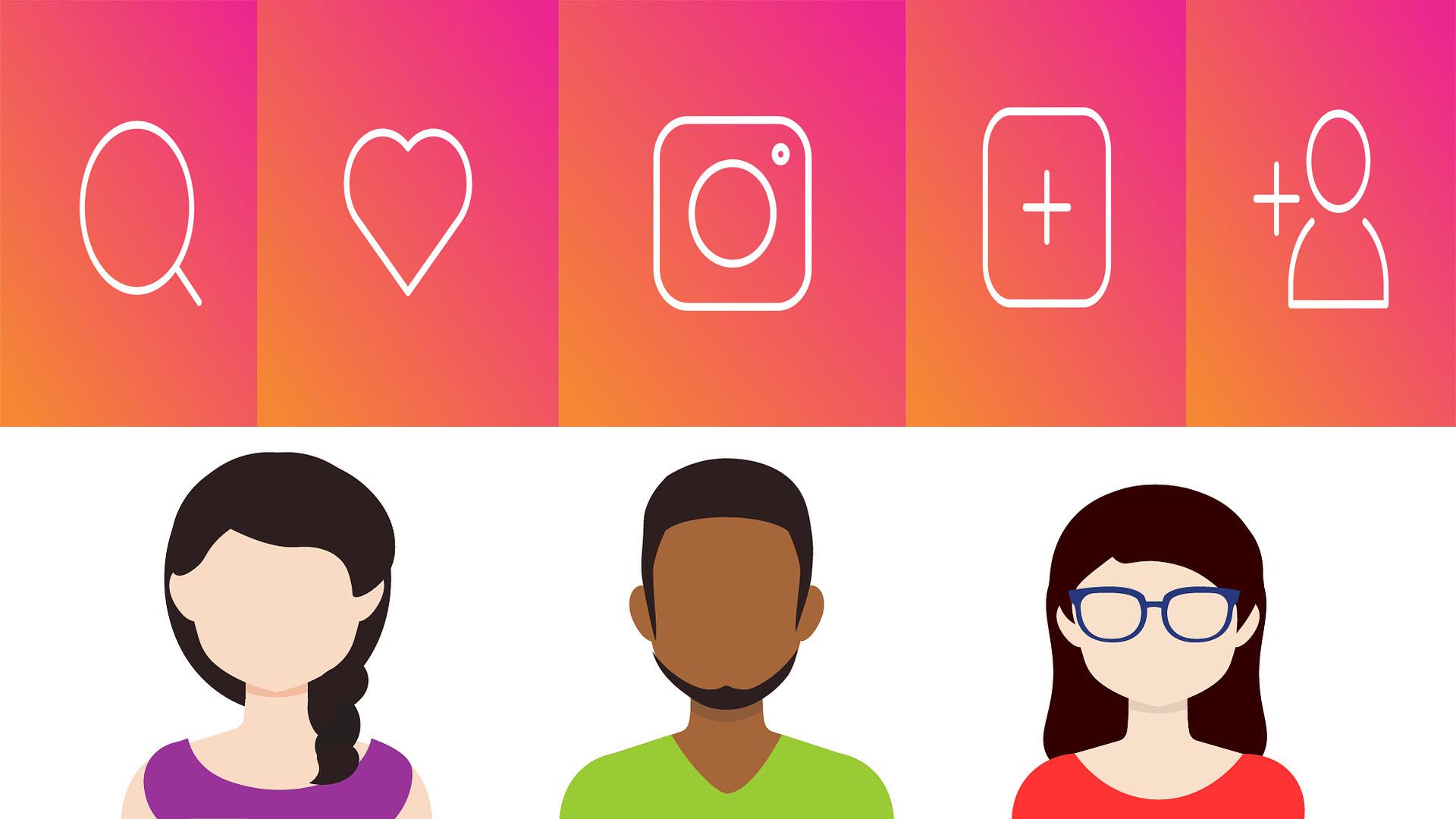 Instagram: Mejoras para la inclusión de personas invidentes
