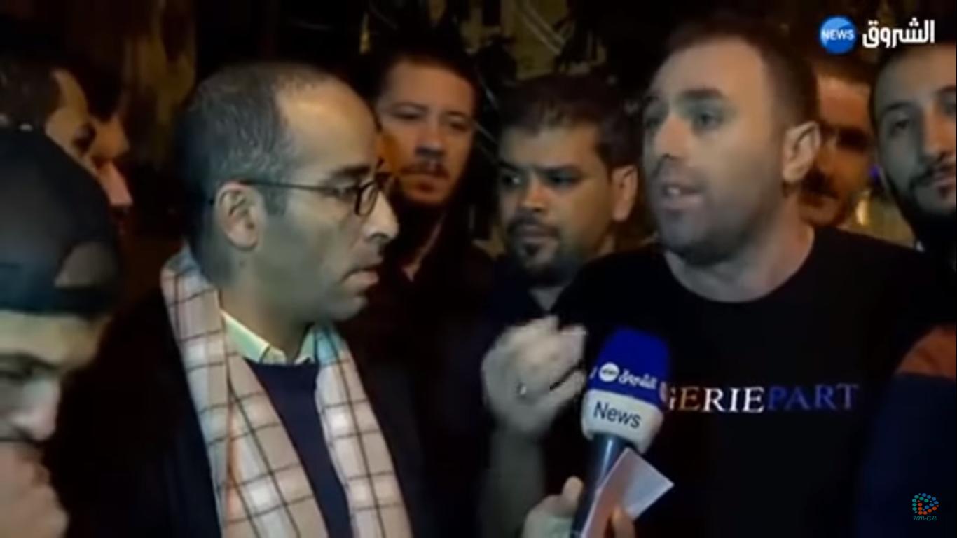 Periodistas argelinos son liberados tras 17 días de detención