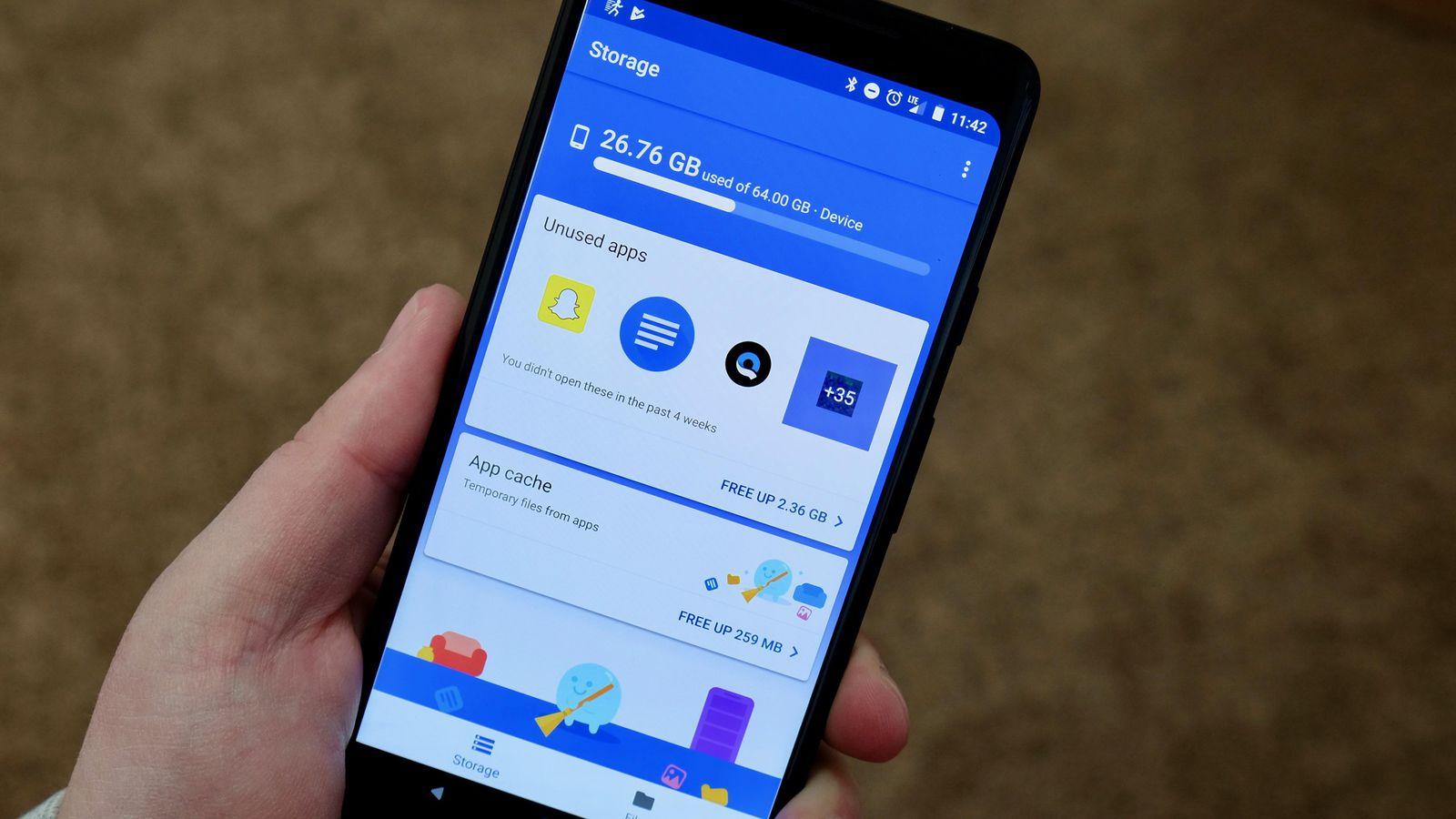 Conoce la aplicación de Google para el almacenamiento de archivos en Android