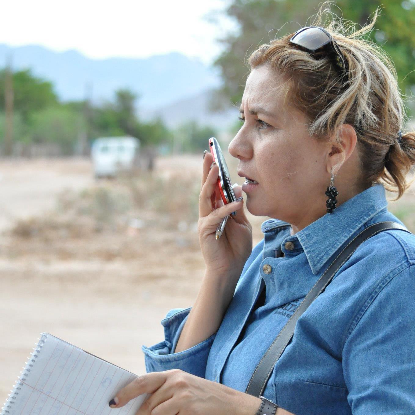 Mexicana Dulcina Parra entre periodistas 'Guardianes de la verdad' nombrados por la revista TIME
