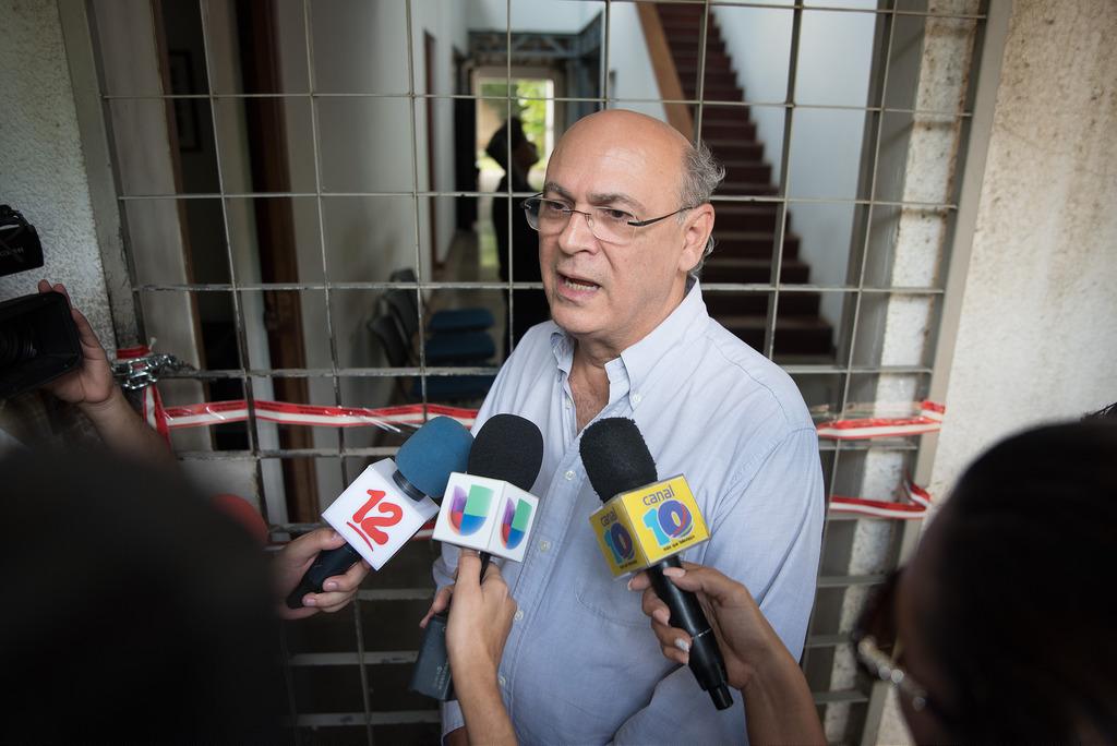 Carlos Chamorro de Nicaragua: 'Continuaré documentando la crisis terminal de esta dictadura'