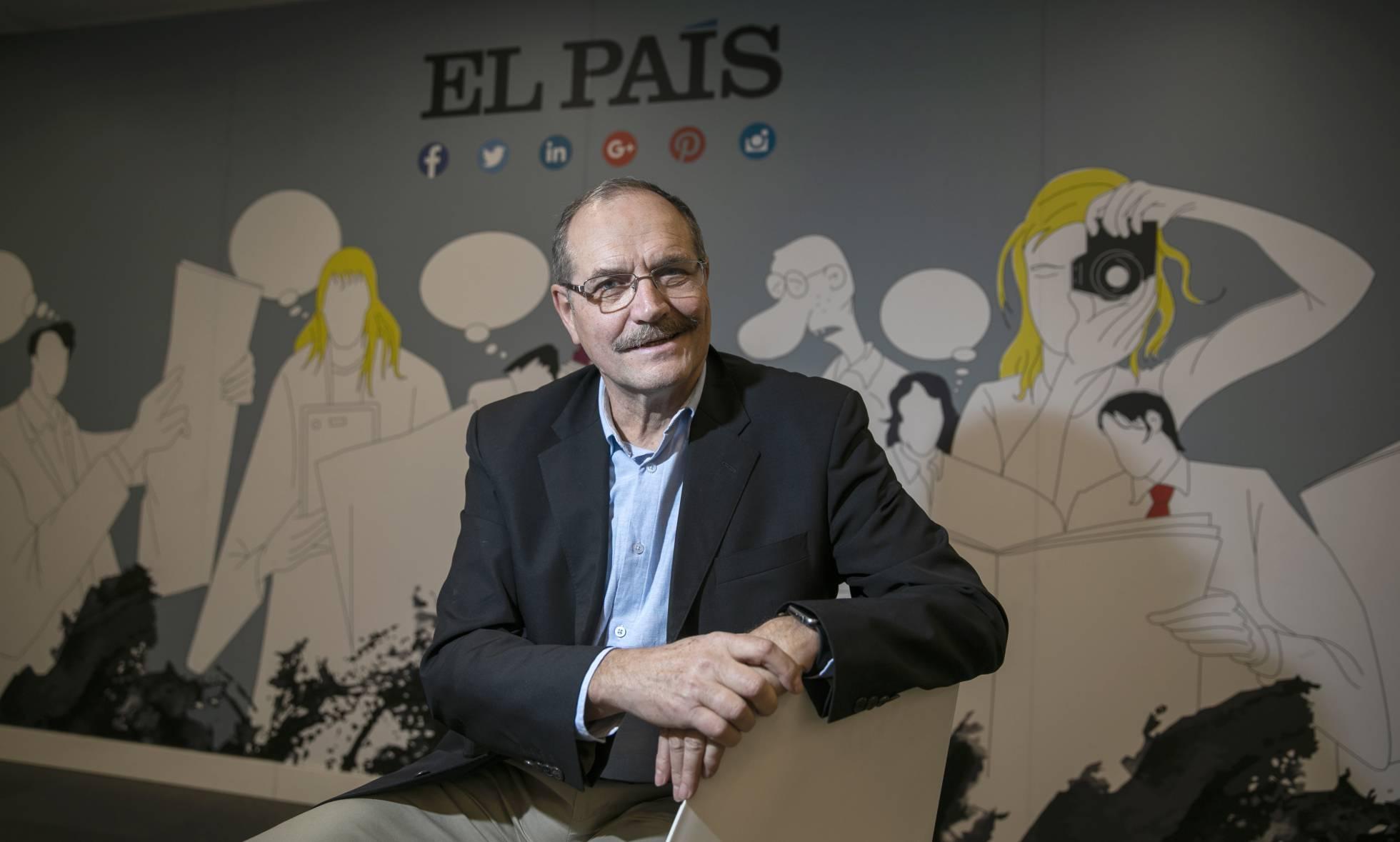 Conoce al nuevo Defensor del Lector de El País de España