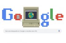 Así celebró Google el nacimiento de la World Wide Web