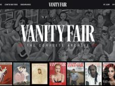 Vanity Fair descubre al mundo su archivo histórico desde la era del jazz hasta hoy