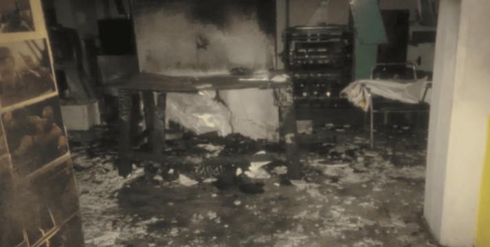Periódico de México deja de publicar edición impresa tras ataque con bombas molotov