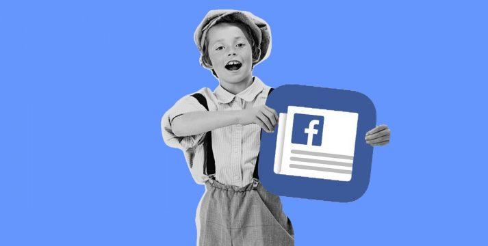 Facebook contrata a periodistas experimentados