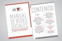 Descarga el Manual de redes sociales para asesores de prensa del Congreso de la República